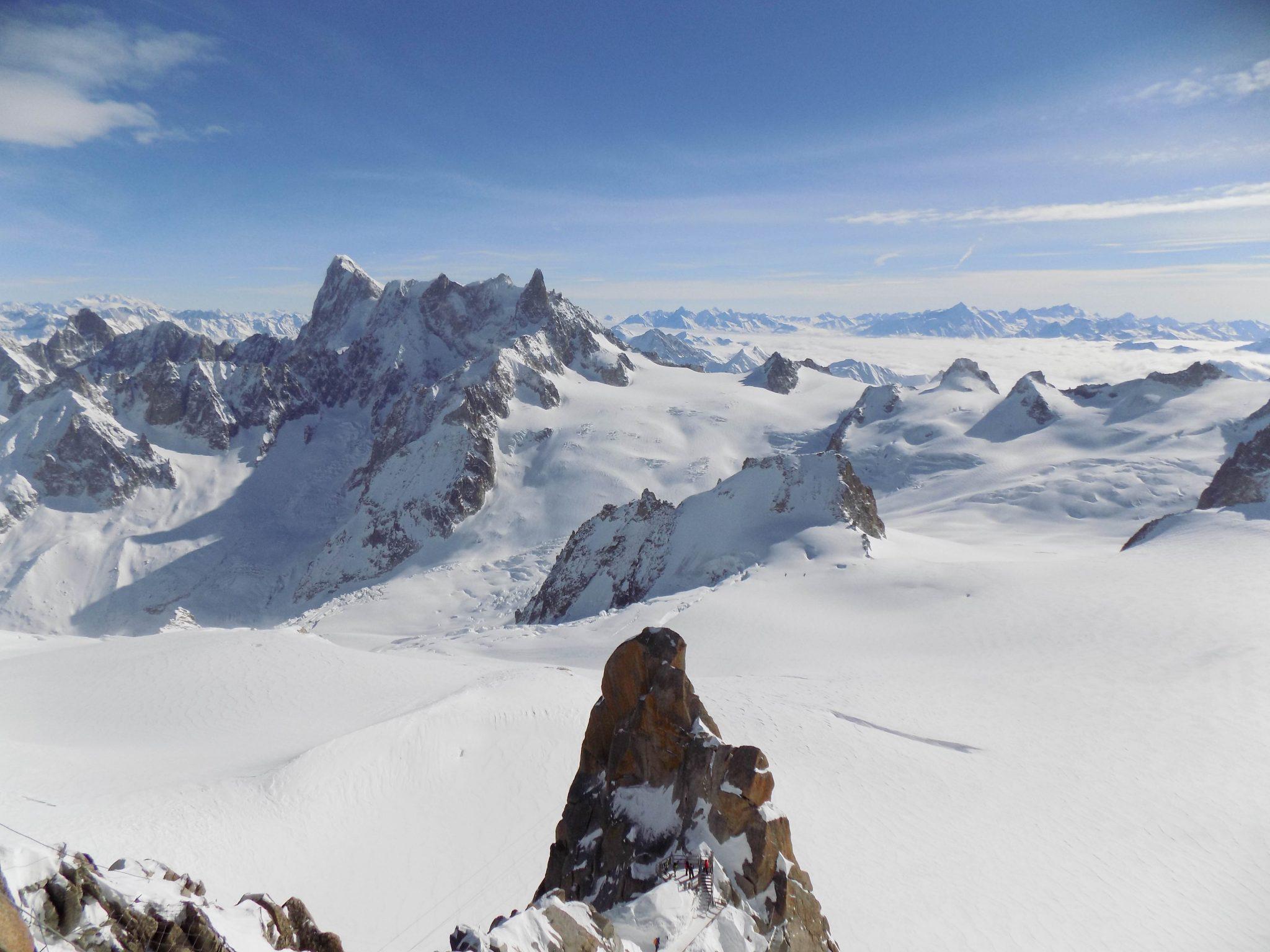 Dicas do Aiguille du Midi em Chamonix