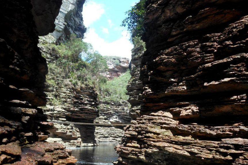 Cachoeira do Buracão e outras trilhas em Ibicoara