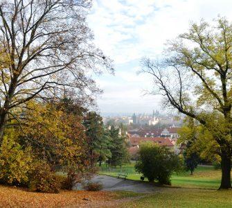 Colina de Petrín em Praga