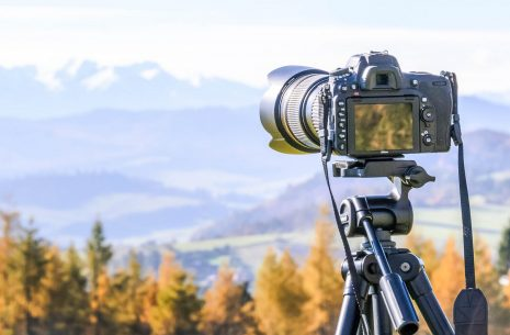 Qual câmera escolher para a sua viagem
