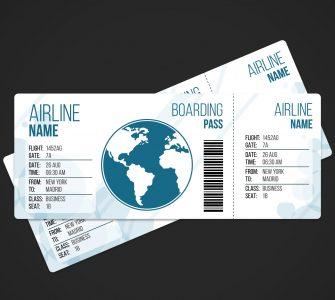 Cuidado ao publicar fotos do seu cartão de embarque nas redes sociais