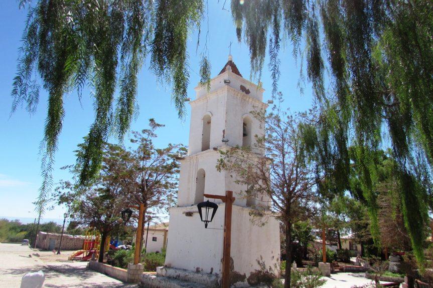 Vilarejo Toconao