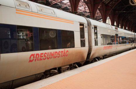 Como ir de Copenhage a Malmö de trem