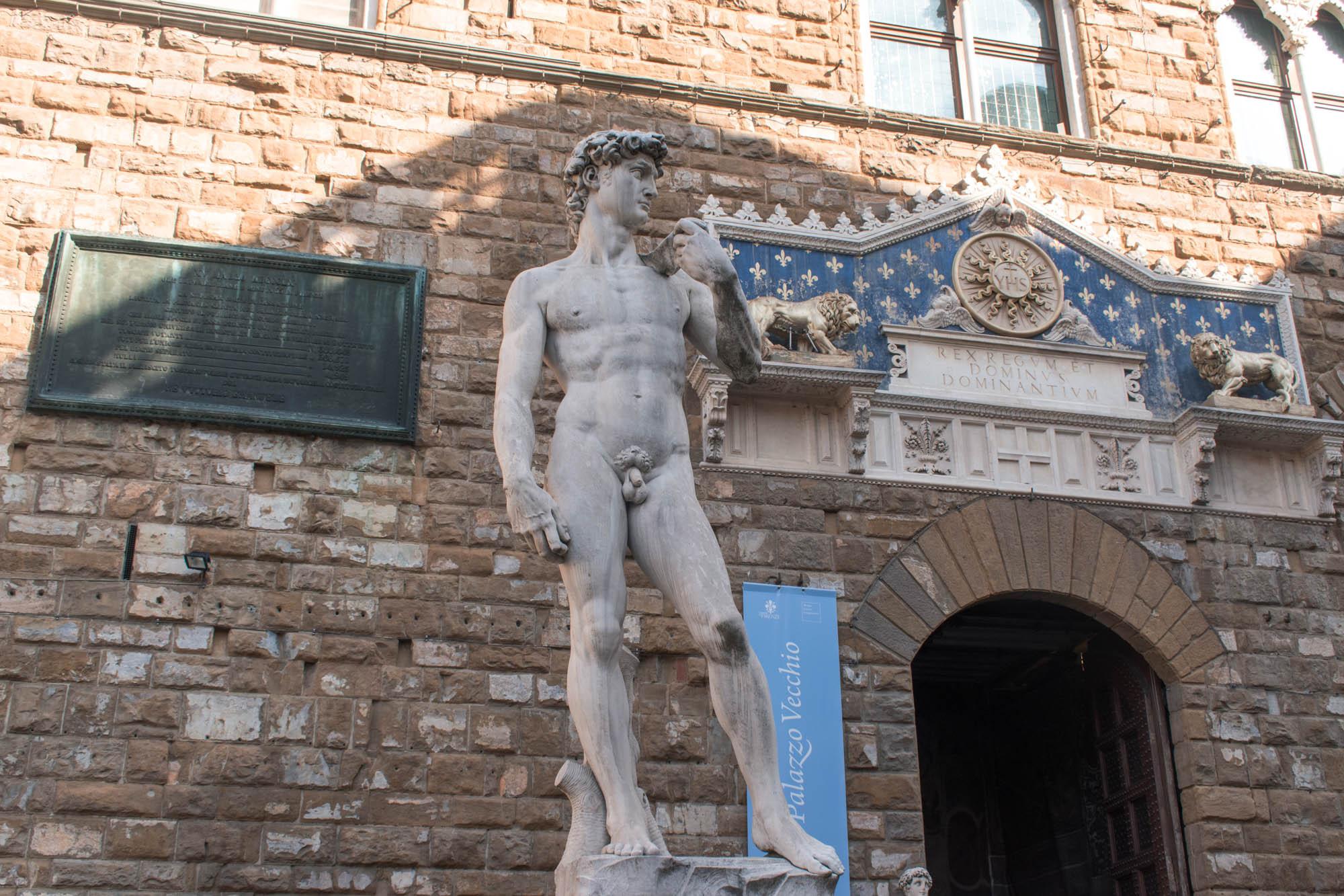 Roteiro viagem Florença