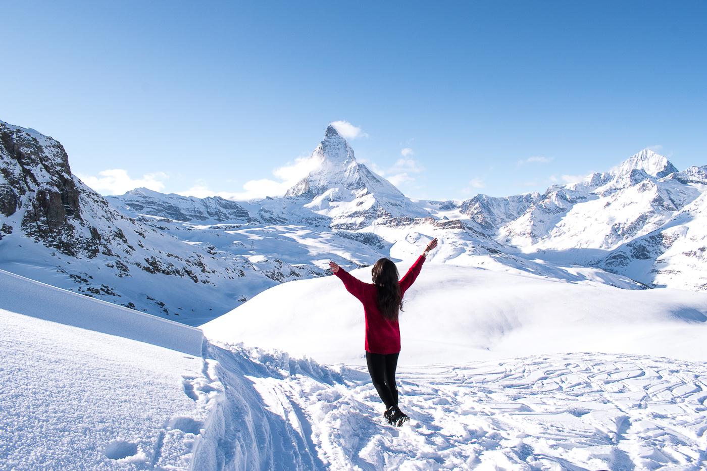 Quando visitar a Suíça