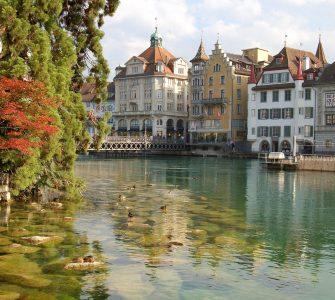 dicas de viagem de Lucerna na Suíça