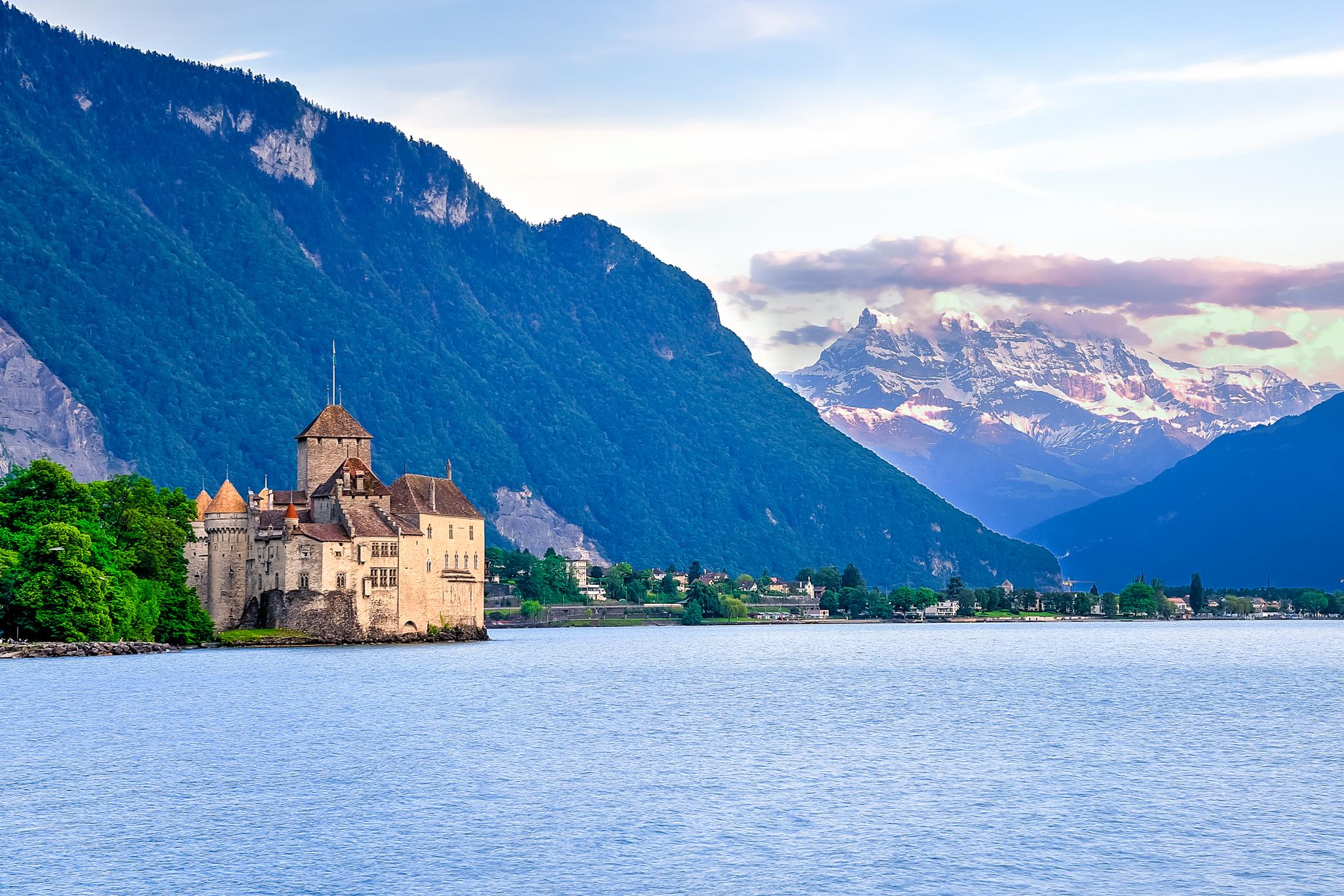 Dicas de viagem de Montreux na Suíça