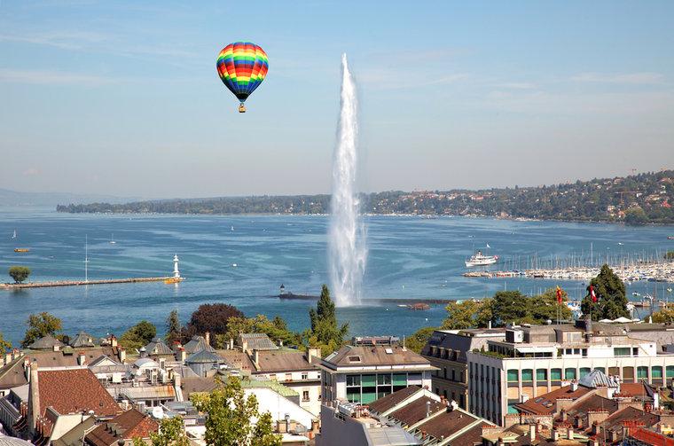 dicas de viagem de Genebra na Suíça