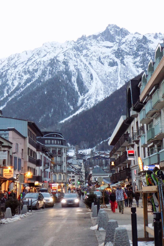 Dicas de viagem Chamonix