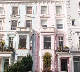 Apartamentos Airbnb em Londres