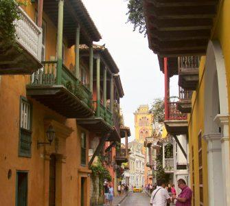 Motivos para amar Cartagena na Colômbia