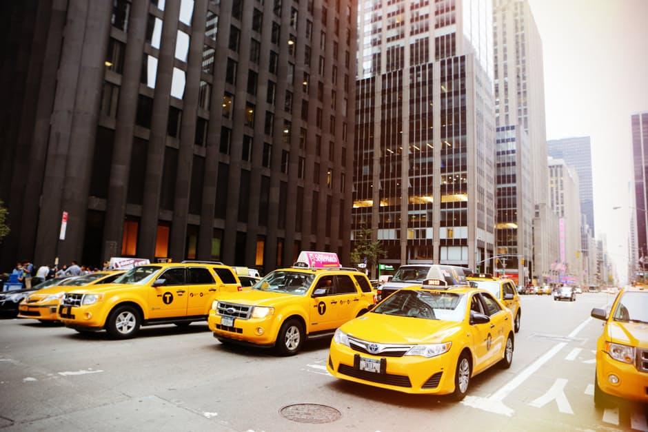 como se locomover em Nova York