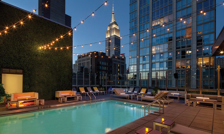 Dicas de hotéis em Nova York em Midtown