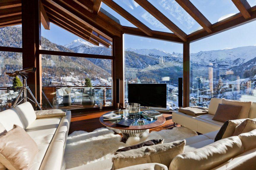 Melhores apartamentos Airbnb em Zermatt