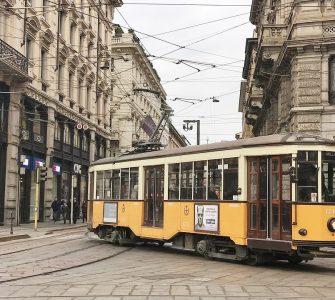 Como se locomover em Milão