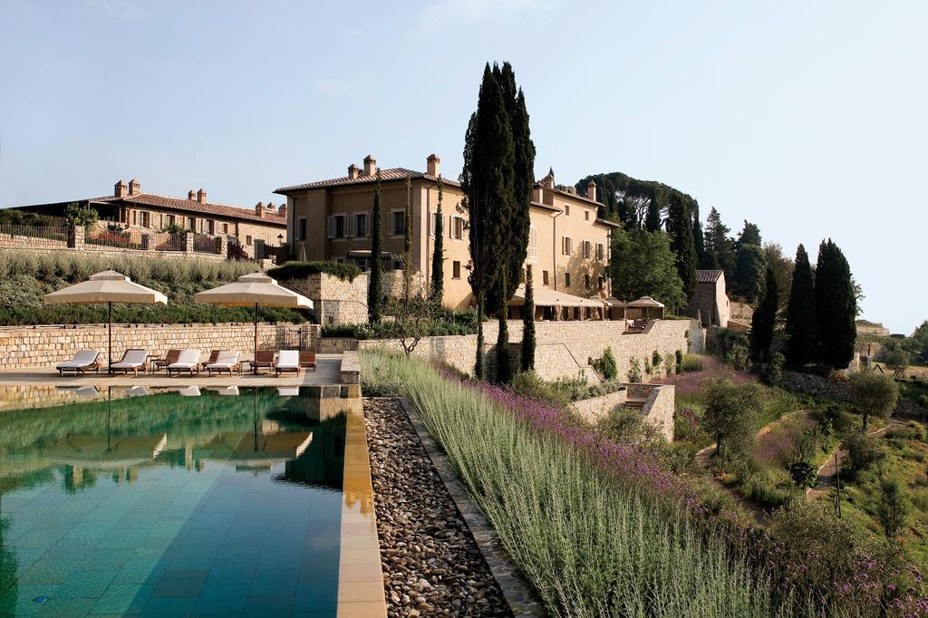 Hotéis românticos na Toscana - De castelos a vinícolas