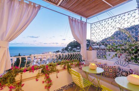 Onde ficar em Capri na Itália