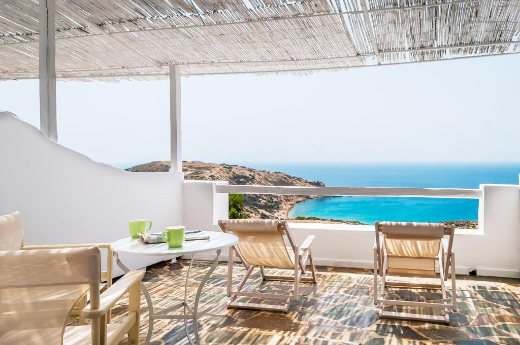 Onde ficar em Milos na Grécia