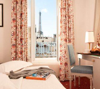 Onde ficar em Paris e Hotéis para todos os orçamentos