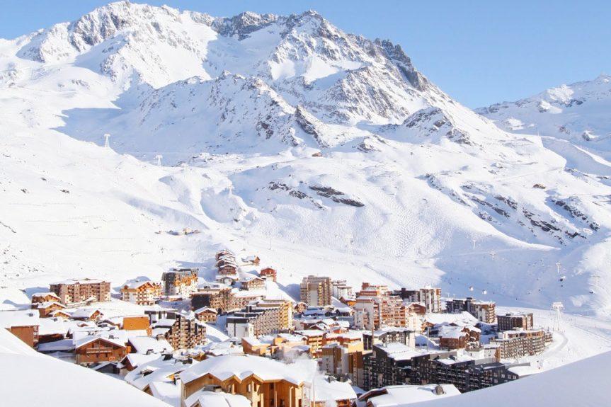 Como chegar em Val Thorens na França