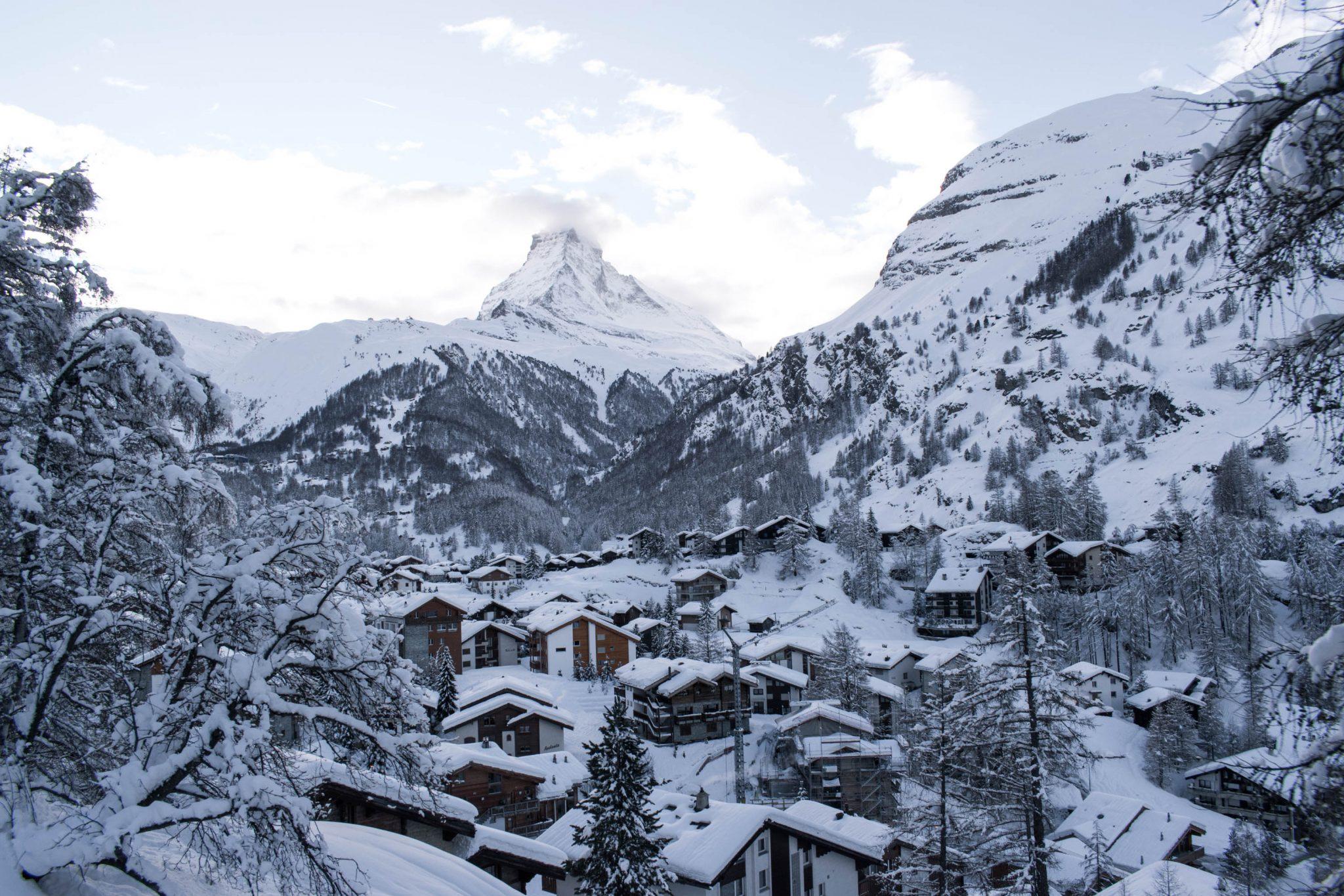 Como economizar em Zermatt