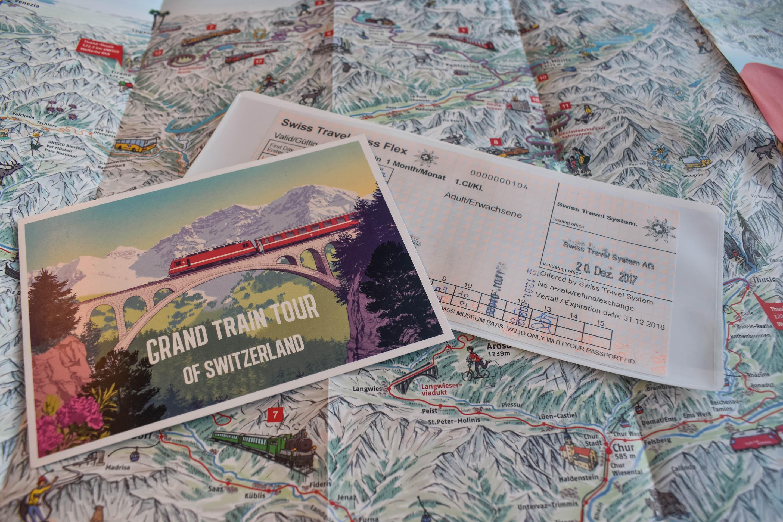 O Swiss Travel Pass vale a pena Como funciona Tudo que você precisa saber