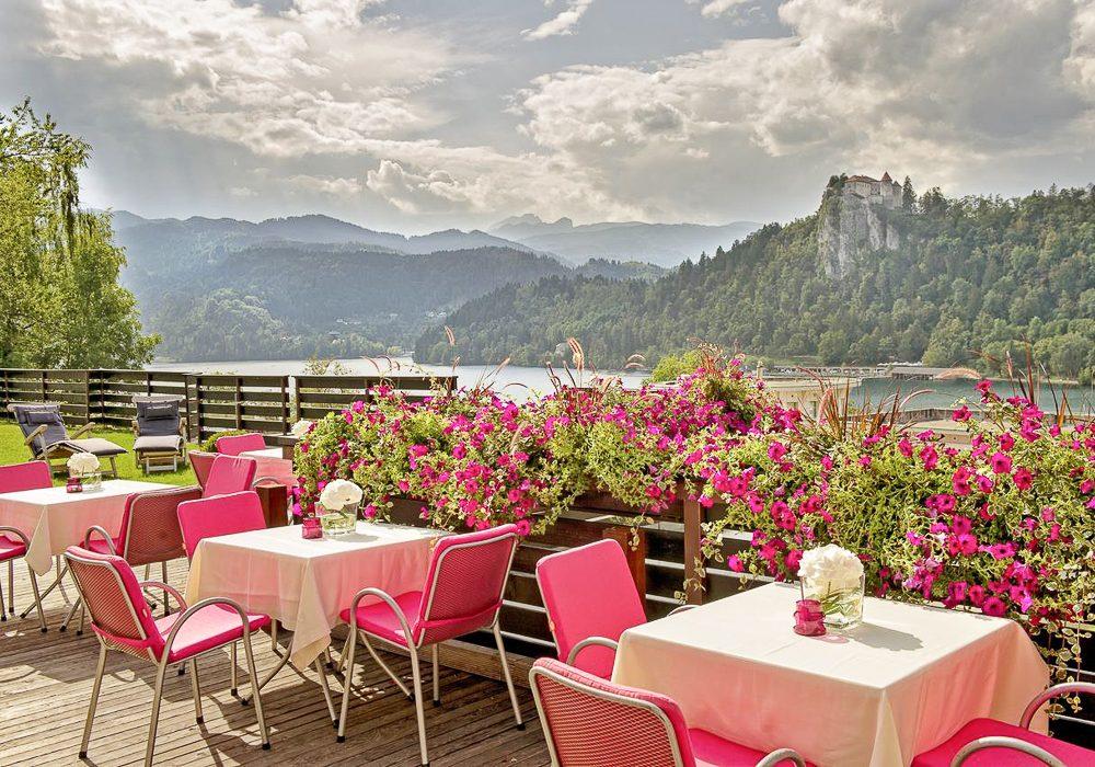 Onde ficar em Bled na Eslovênia