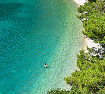 Onde ficar na Riviera Makarska na Croácia