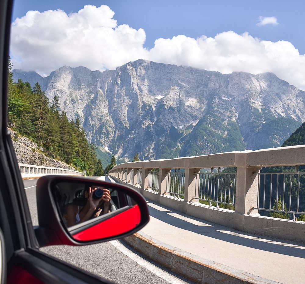 Alugar carro e dirigir na Eslovênia