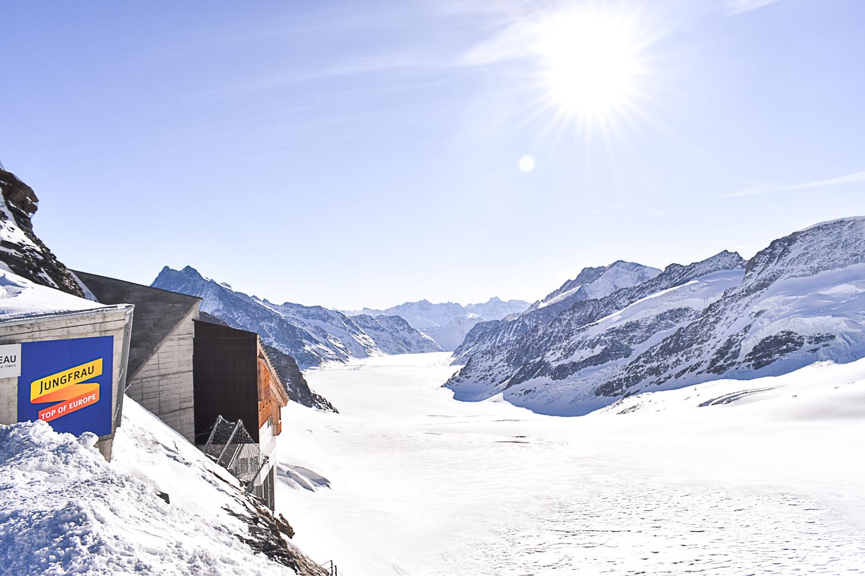 Jungfraujoch e Top of Europe