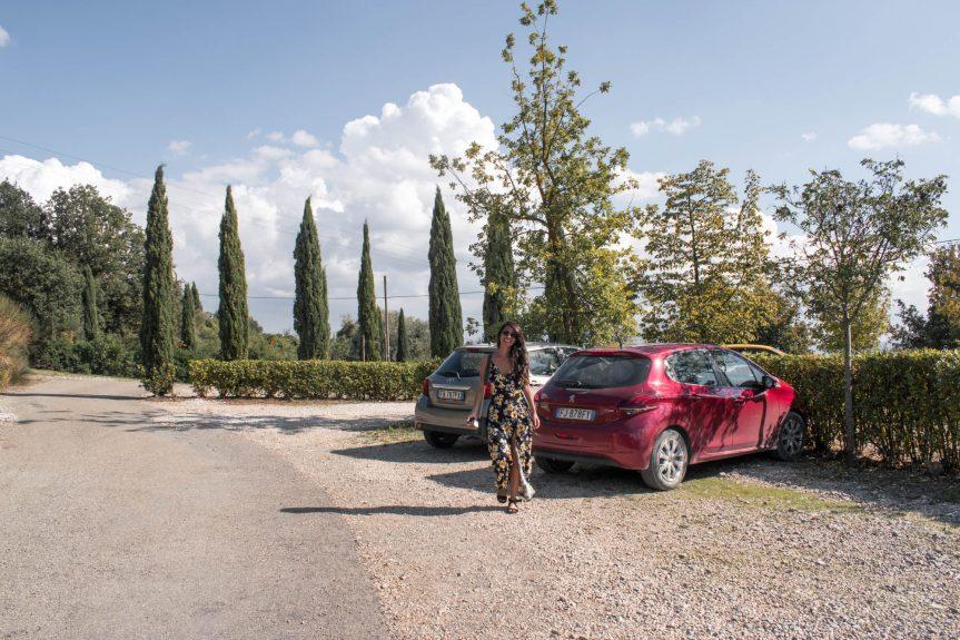 Dirigir na Toscana: tudo que você precisa saber