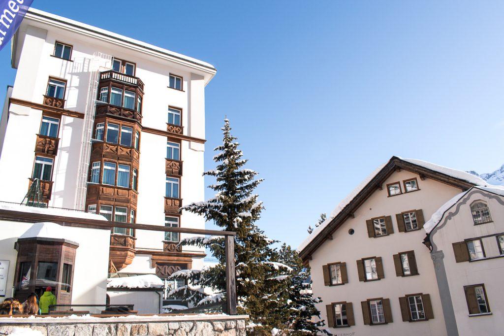 St. Moritz na Suíça