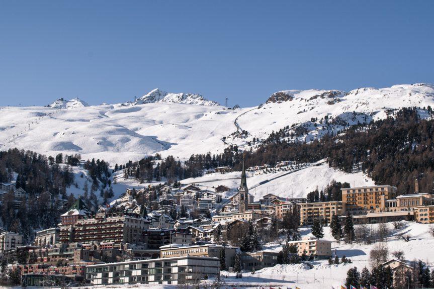 St. Moritz na Suíça - Dicas de viagem em um guia completo