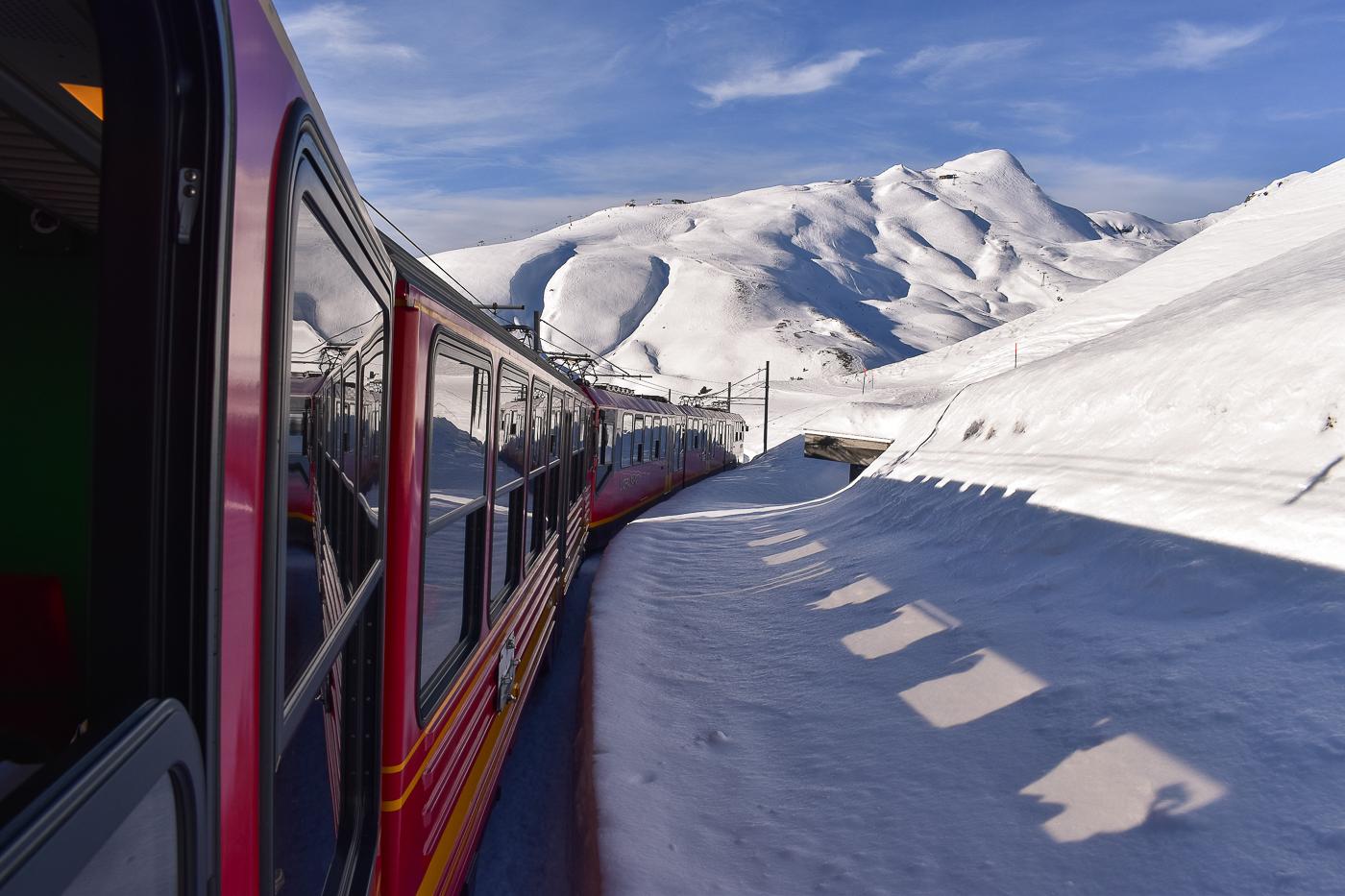Como chegar na Suíça