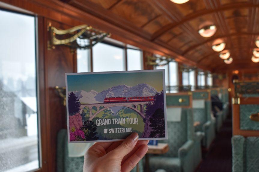 Trens panorâmicos na Suíça - Como planejar o roteiro