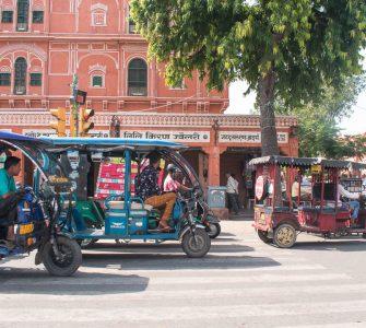 Visto de viagem para a Índia