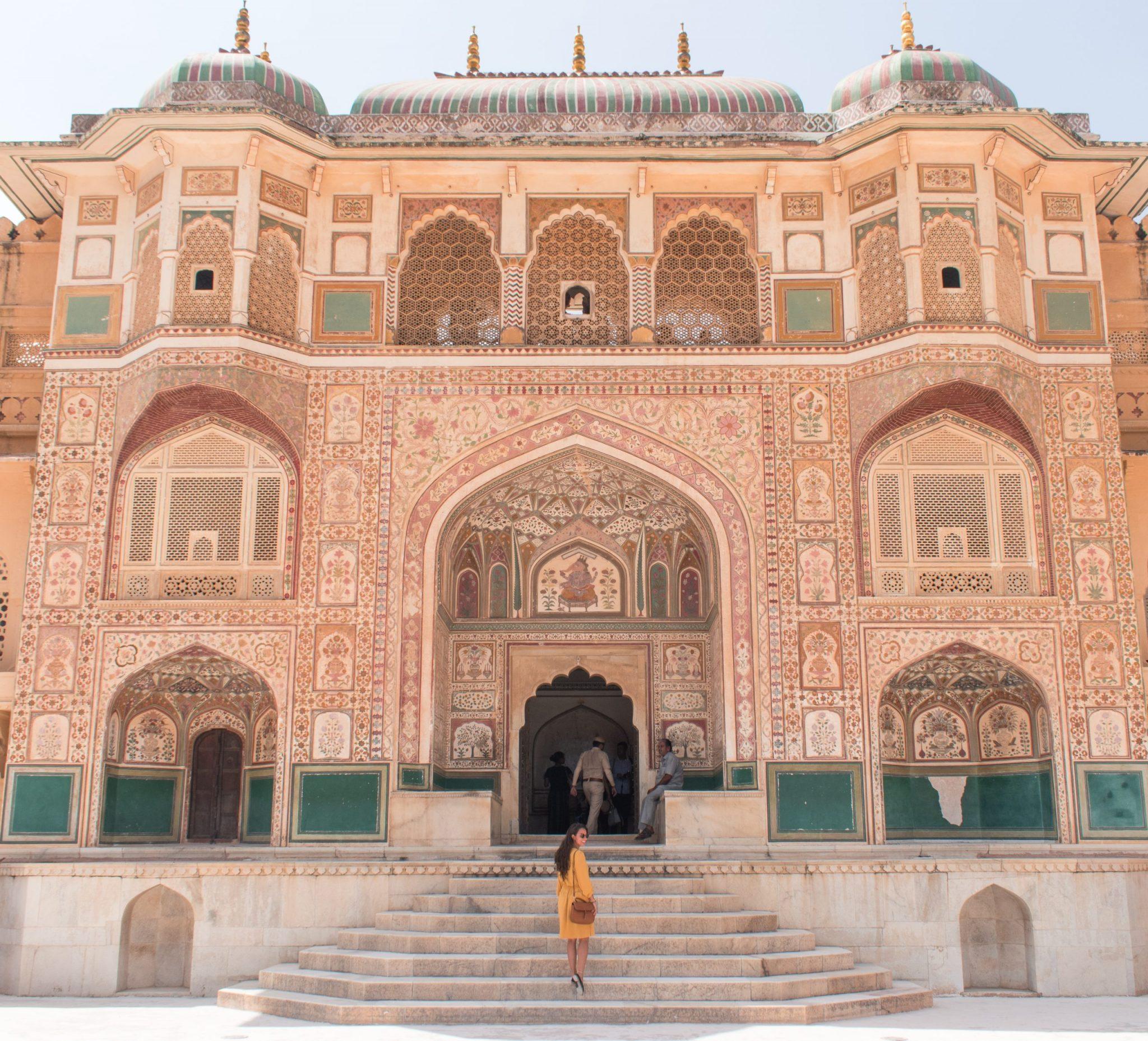 Forte Amber em Jaipur