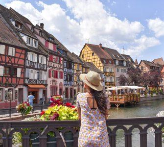 Colmar na França - Dicas e roteiro de viagem da cidade mais linda da Alsácia