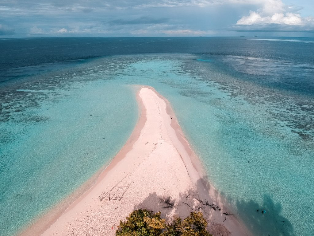 Como chegar nas Maldivas.