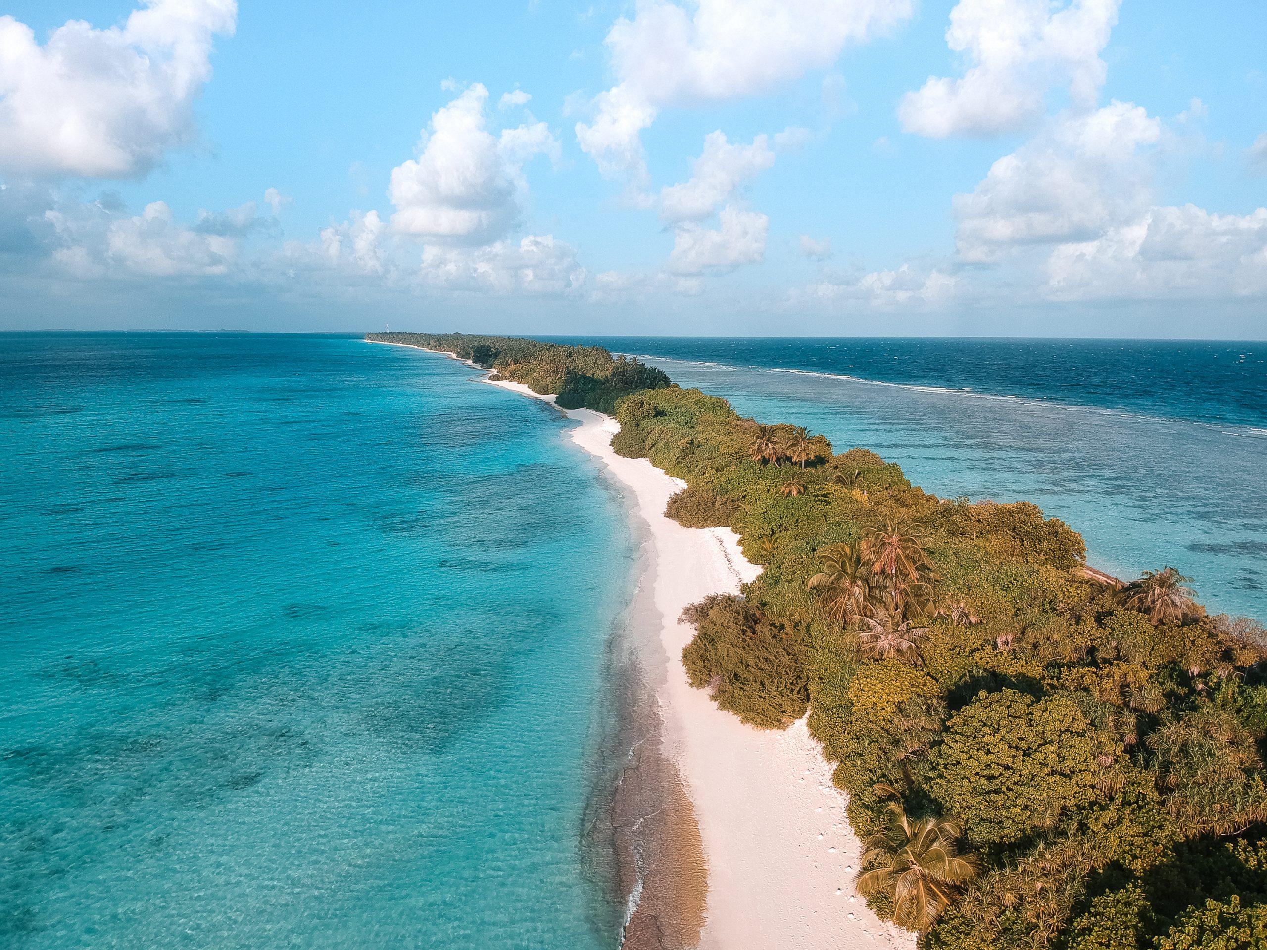 Viagem barata para as Maldivas