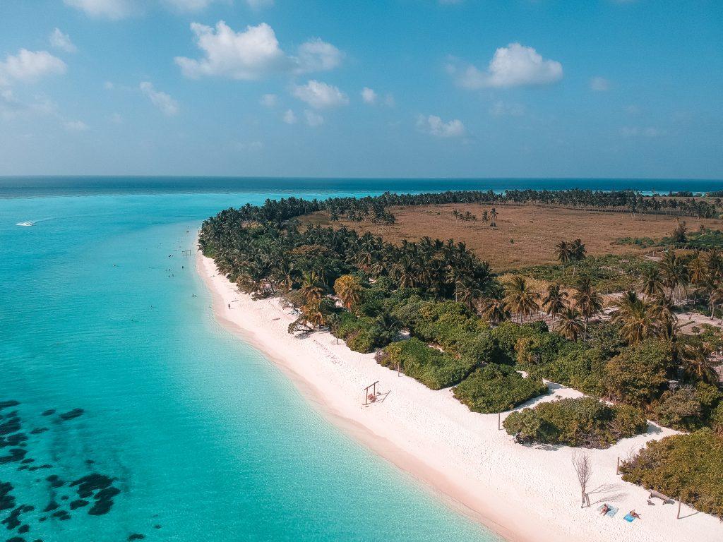 Ilhas econômicas nas Maldivas