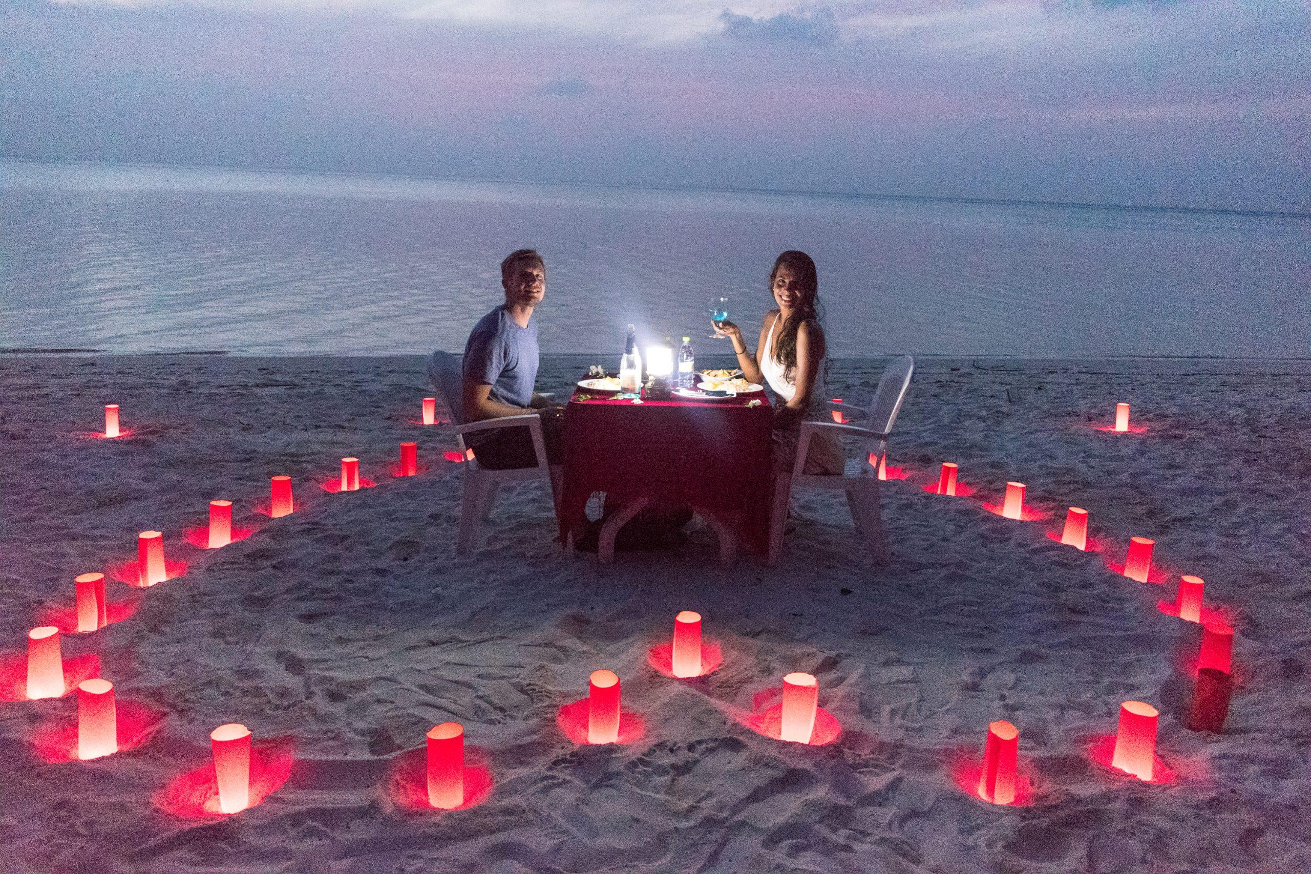 Lua de mel barata nas Maldivas