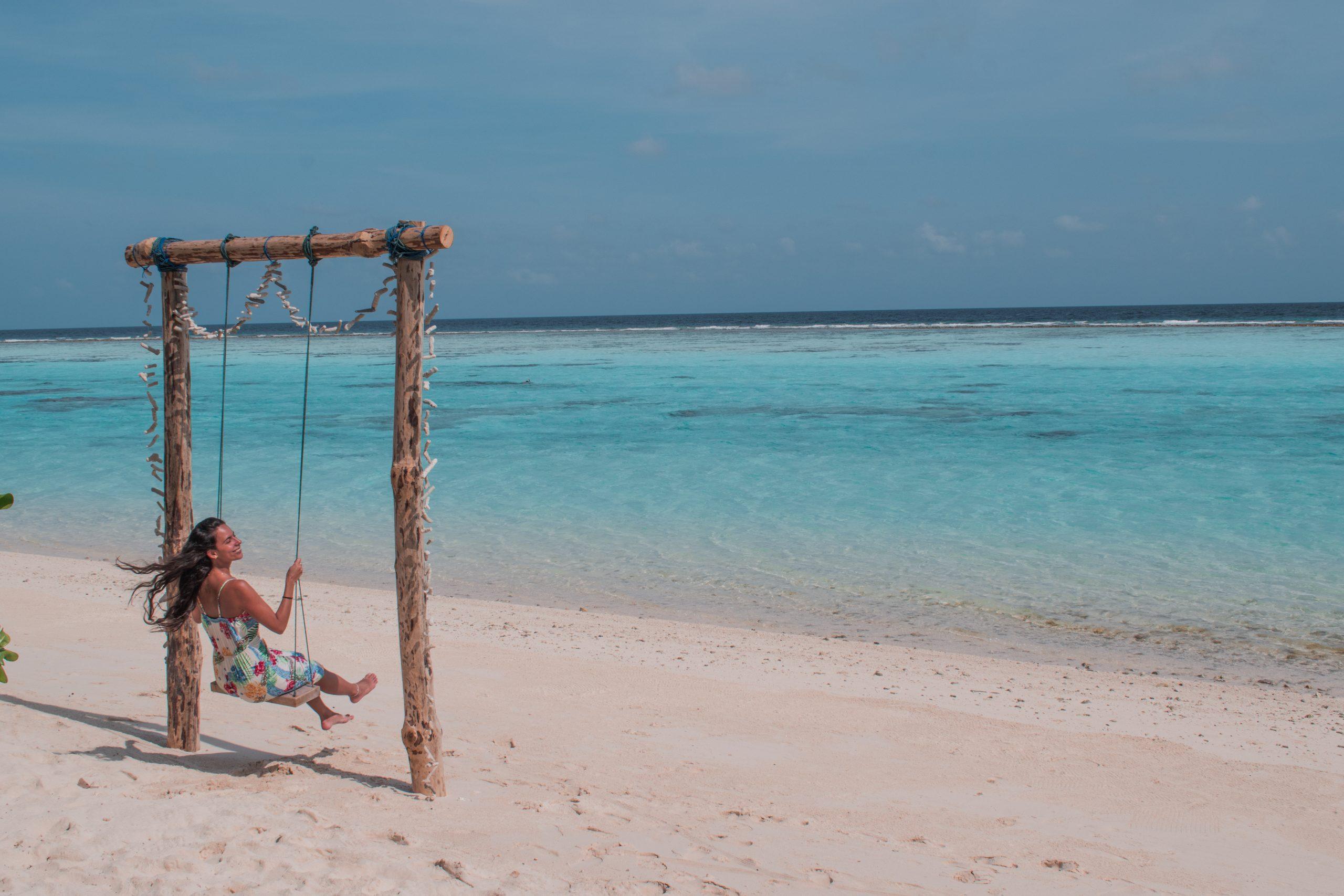 Hospedagem nas Maldivas