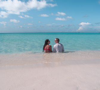 Lua de mel econômica nas Maldivas