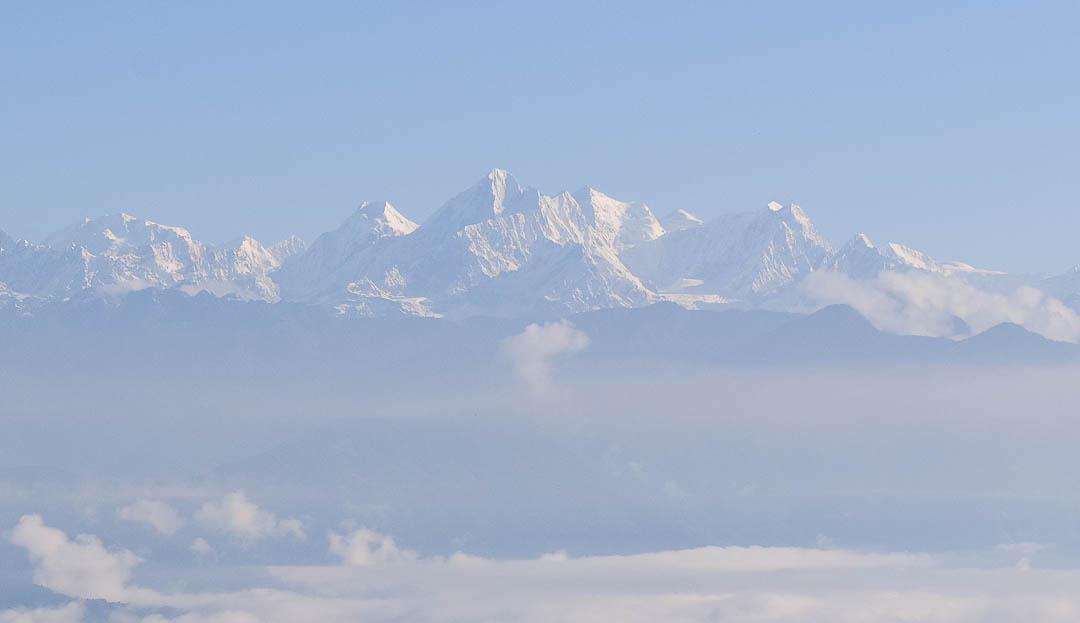 Montanhas do Nepal