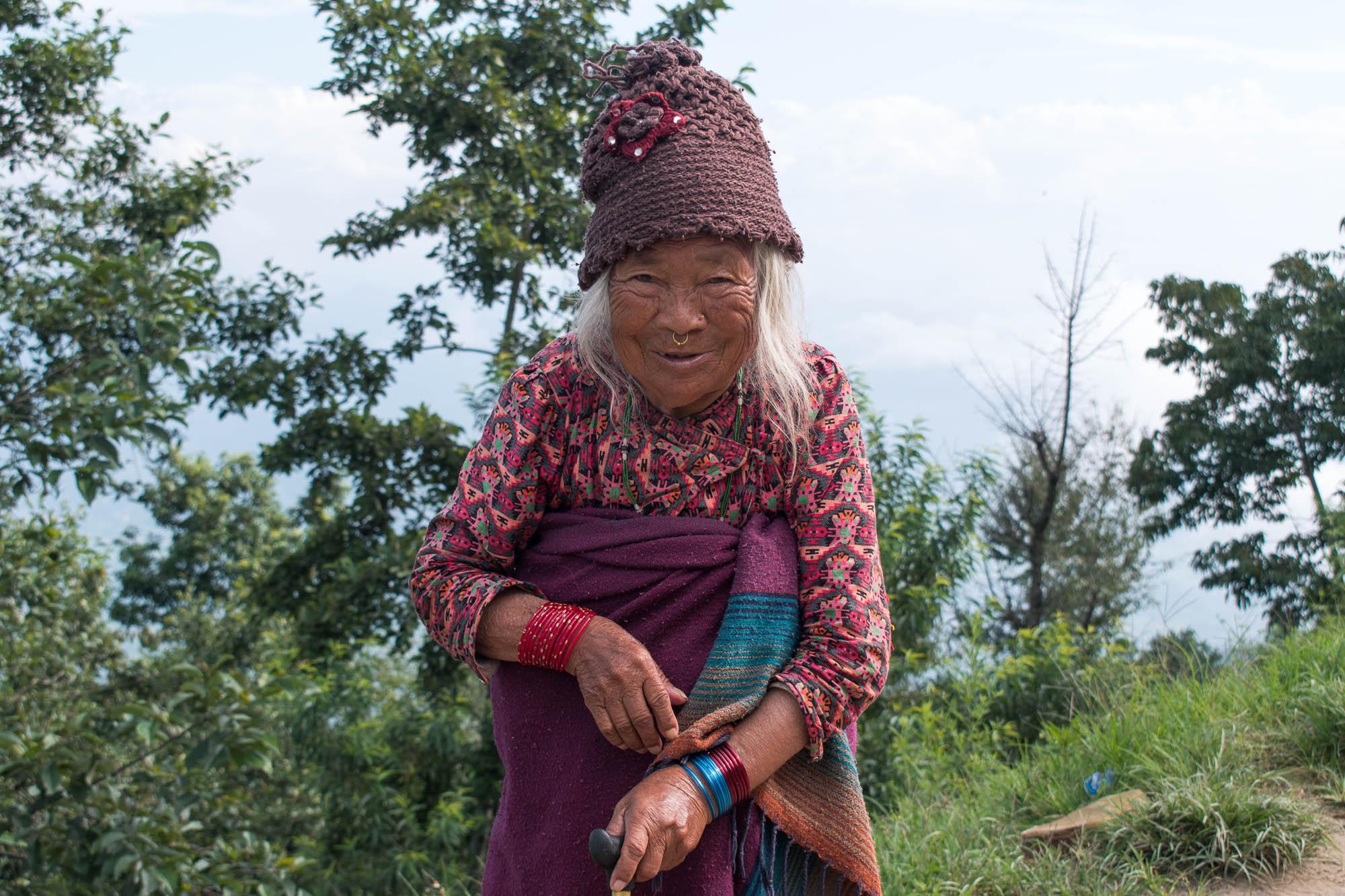Povo do Nepal