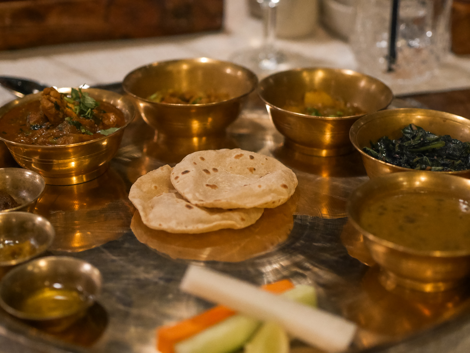 Culinária do Nepal
