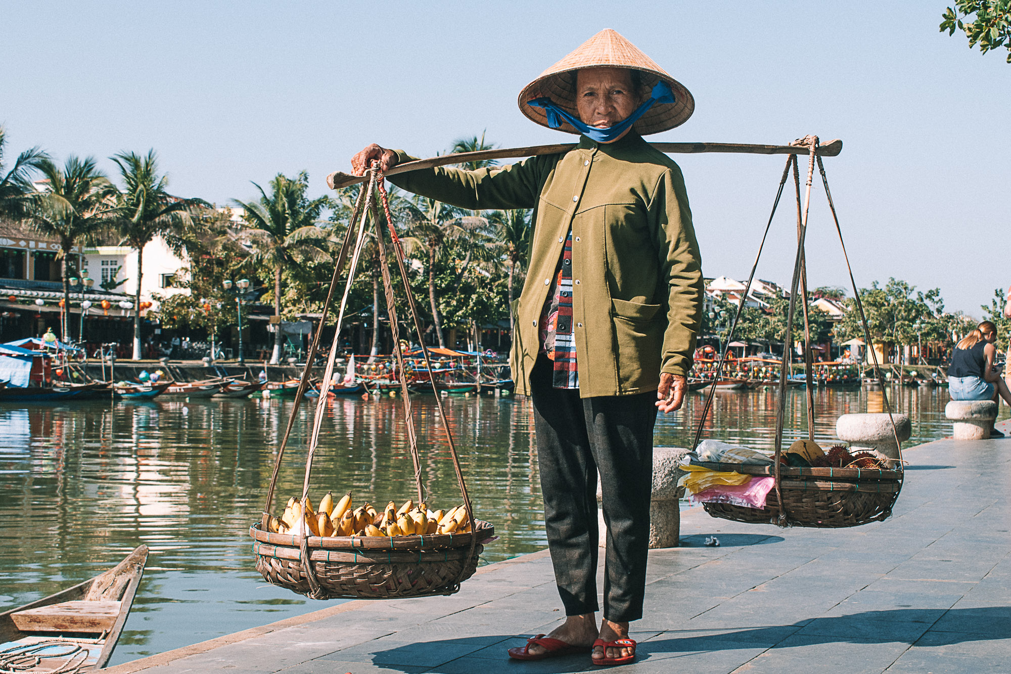 Como se locomover no Vietnã