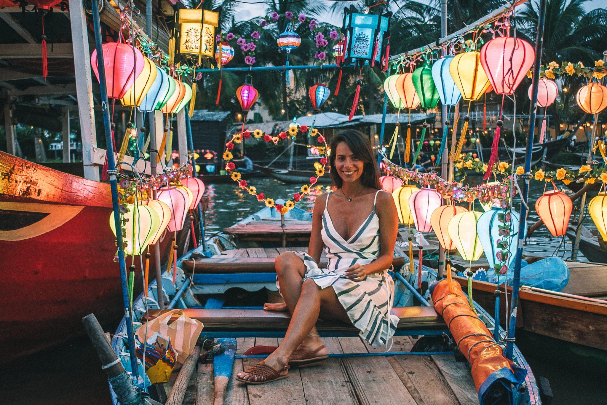 Roteiros no Vietnã