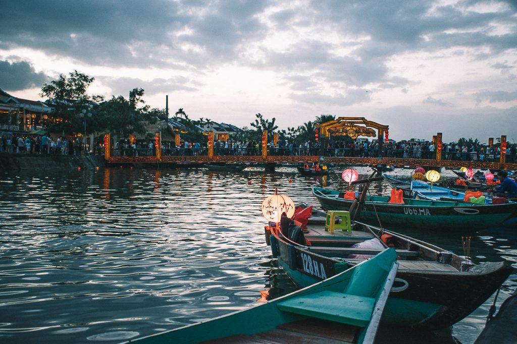 Quando visitar Hoi An no Vietnã